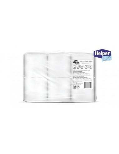 Туалетний папір з центральною витяжкою Helper Soft Pro