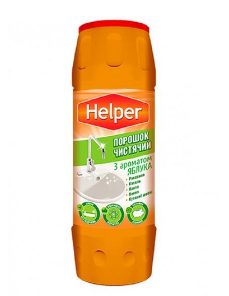 Чистящий порошок з ароматом яблука Helper 500г