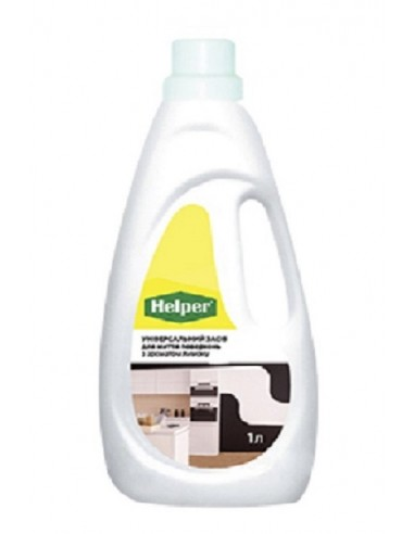 Універсальний засіб для миття поверхонь з ароматом лимону Helper
